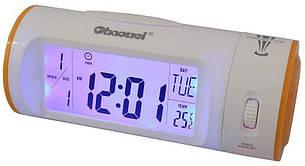 Настольные часы с проектором Cw8097