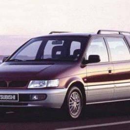 Mitsubishi Space Wagon / Митсубиси Спейс Вагон (Минивен) (1991-1997)