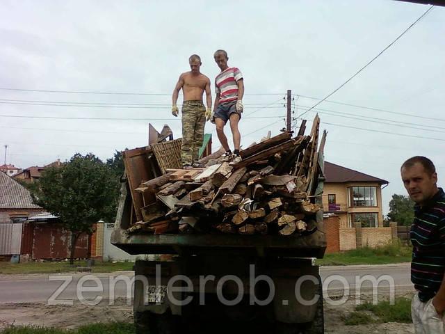 Вывоз строймусора в Харькове и области