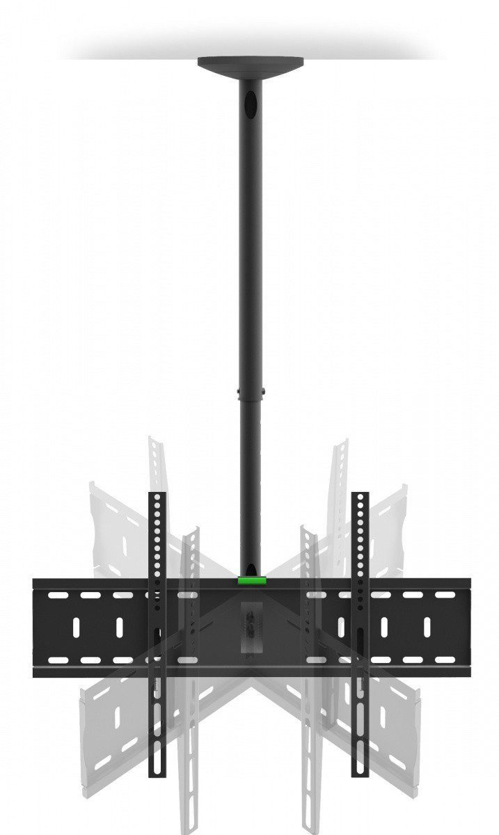 Крепление для телевизора на потолок CINEMA PLUS 32''-70''