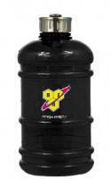 BSN Water Bottle 1.9L Black
