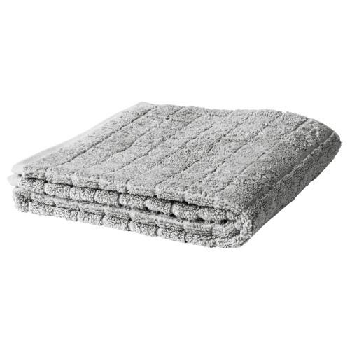 ОФЬЕРДЕН Полотенце, серый, 100x150 см, 30295802 IKEA, ИКЕА, ÅFJÄRDEN