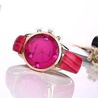 Часы наручные женские Gleam pink