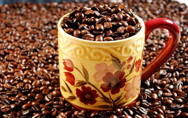 Кофе зерновой (свежеобжаренный).