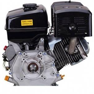 Двигатель бензиновый Loncin G420F (13 л.с., вал 25 мм, шпонка), фото 2
