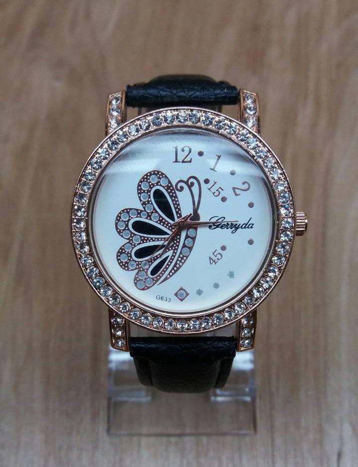 Часы наручные женские Shelley black