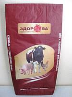Бумажные мешки для комбикорма, фото 1