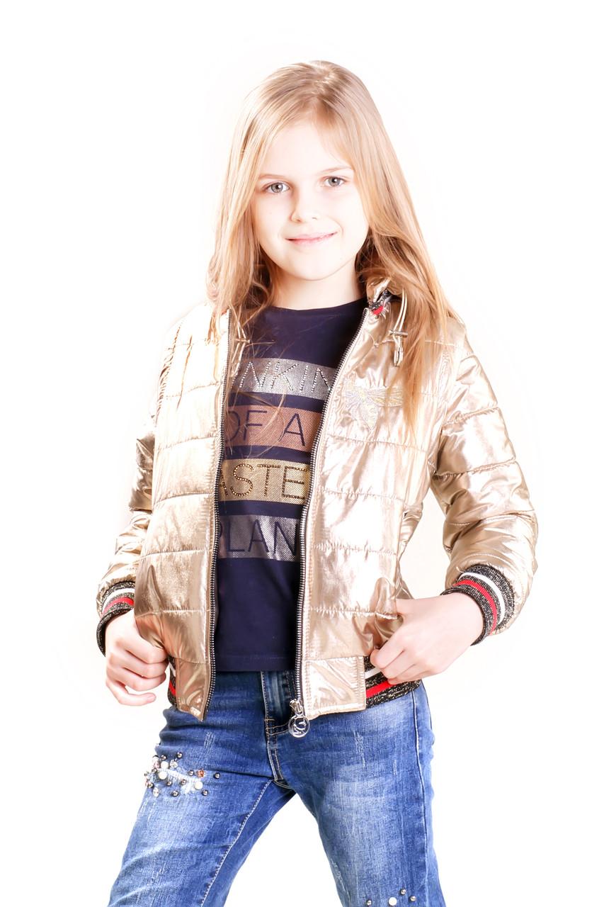 Детская курточка для девочки трансформер Тиса