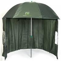Зонт для рыбалки со стенкой (туризм, охота, рыбалка)
