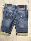 Детские джинс капри для мальчика 8-12 лет, фото 4