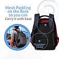 """Рюкзак для ноутбука Promate Zest 15.4"""" Blue, фото 4"""