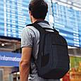"""Рюкзак для ноутбука Promate Zest 15.4"""" Blue, фото 3"""