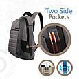 """Рюкзак для ноутбука Promate Zest 15.4"""" Grey, фото 6"""