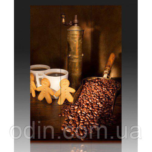 """Ширма SH-089 """"Кофе. Зерна."""""""