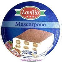 Сыр Маскарпоне Mascarpone 250 г, Lovilio