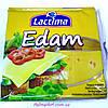 Сыр тостерный Эдам Lactima Edam 130 г, Польша