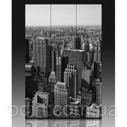 """Ширма SH-105 """"Нью-Йорк. Манхэттен"""""""