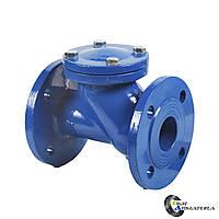 Обратный клапан канализационный D-408 Ду50