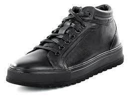 Мужские ботинки деми МИДА 12257 из натуральной кожи.