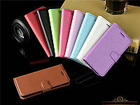 Кожаный чехол книжка Lichee для LG G7 (9 цветов)