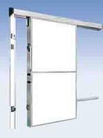 Откатные двери холодильные\морозильные