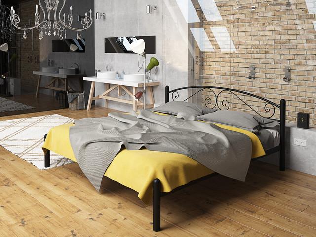 Кровать Виола Tenero металлическая
