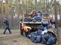 Санитарный день на территории в Харькове и области, фото 1
