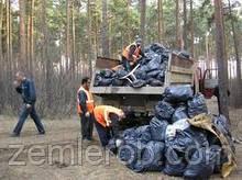 Санитарный день на территории в Харькове и области
