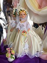 Лялька наречена Лавінія (40 див.) фарфорова