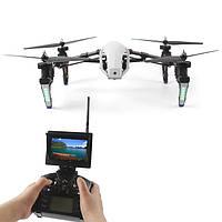 Квадрокоптер Future 1 c камерой, монитором и Wi-Fi