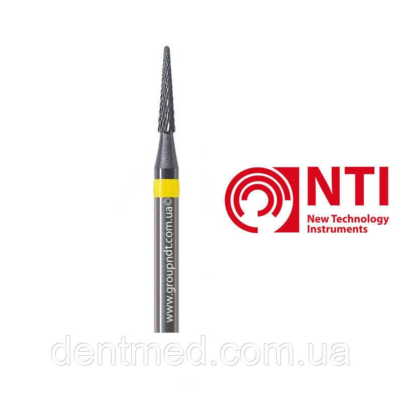 Фреза зуботехническая с усиленным покрытием MC138SFE-016 NaviStom