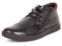 Мужские ботинки демисзонные МИДА 12192  из натуральной кожи.
