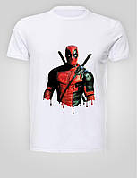 Футболка мужская размер L GeekLand Дэдпул Deadpool V3DP.01.018