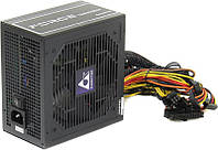 Блок Питания Chieftec CPS-650S Force, ATX 2.3, APFC, 12cm fan, КПД >85%, RTL