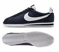 Кроссовки Nike Classic Cortez Nylon Obsidian (807472-410)