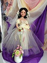 Лялька наречена Арлена (40 див.) фарфорова