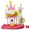Игровой набор Hasbro Disney Princess - Дворец Белль с крутящейся куклой (E1632)