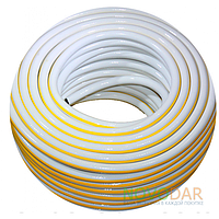 Шланг газовый Evci Plastik белый (9мм) Бухта 50м GW 9