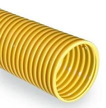 Труба дренажна діаметром 100 мм перфорована по колу (50 м.п./бухта)