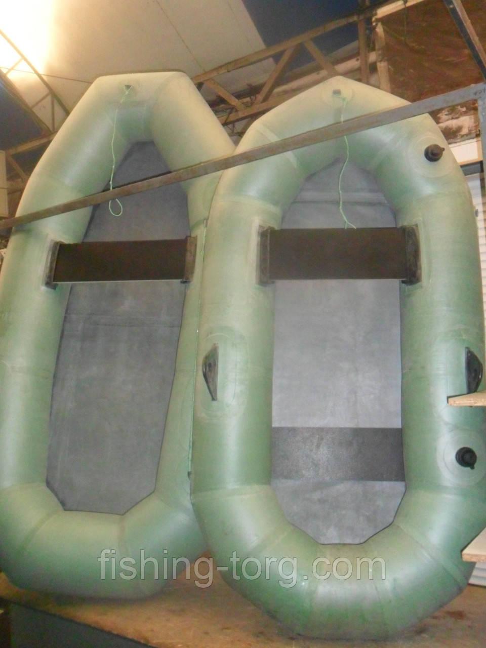 лодка резиновая харьковчанка 245 см