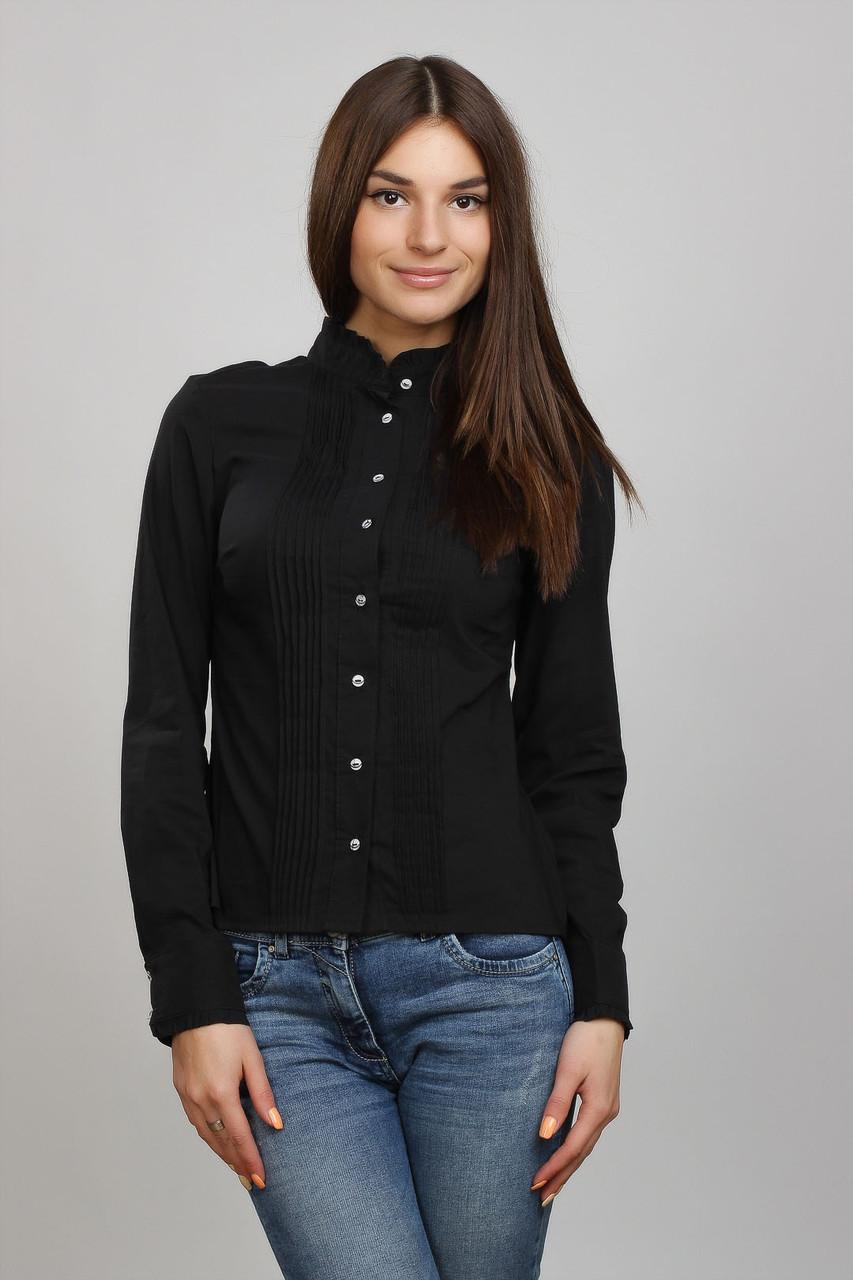 30d070d1ef1 Блуза женская черная