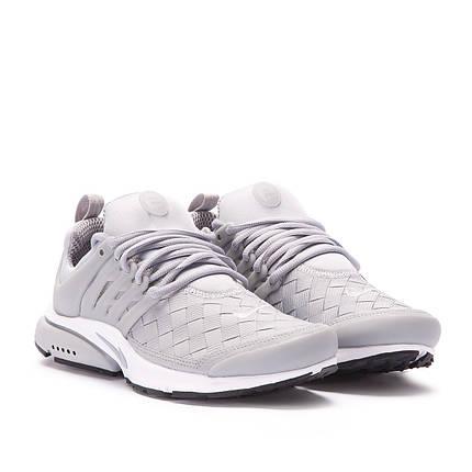 Мужские кроссовки NIKE Air PRESTO SE Grey Серые, фото 2
