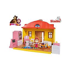 Домик Маши с фигуркой Маши и аксессуарами (Simba, 9301633)