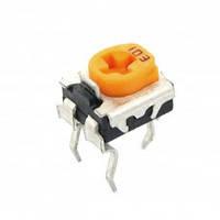 Резистор подстроечный 503(50kR) (горизонтальный)
