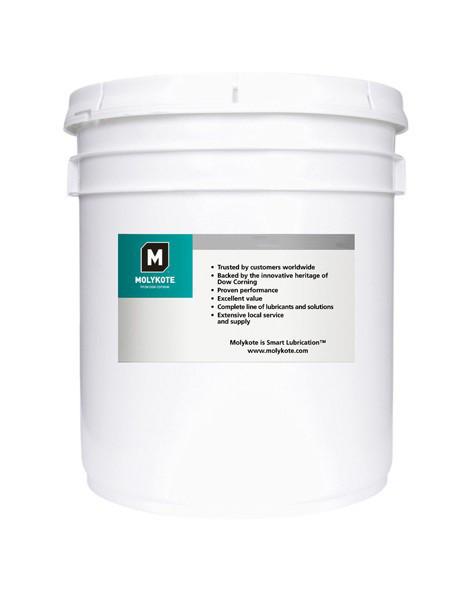 Белая суспензия твердых смазочных веществ Molykote W15