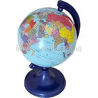 Глобус политический 9 см