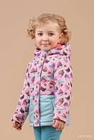 Куртка для девочки 48-8003-2