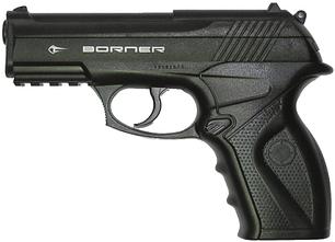 Пистолеты пневматические Borner (Германия)