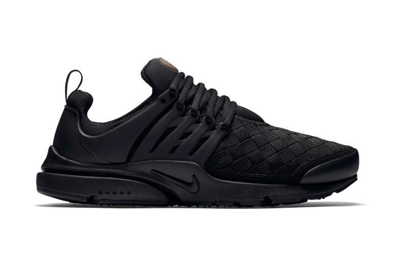 4208a405 Мужские кроссовки NIKE Air PRESTO SE BLACK черные - BBZ Shoes & Wear в  Харькове