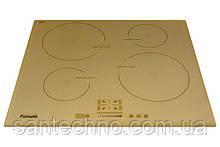 Индукционная встраиваемая поверхность Fabiano FHI 19-44 VTC Gold Glass Lux (B)